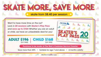Skater Play Pass