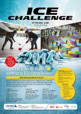 Ice Challenge – 2014