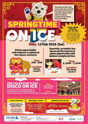 Springtime On Ice – 2016