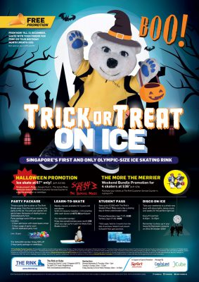 Trick or Treat On Ice – 2016