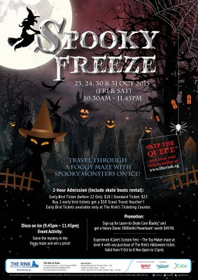 Spooky Freeze – 2015