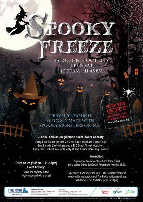Spooky Freeze – 2015