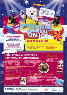 Christmas Carnival On Ice – 2015