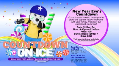 New Year Eve's Countdown