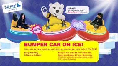 Bumper Car on Ice!