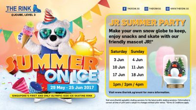 JR Summer Party on Ice
