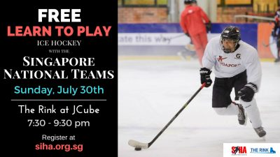 Learn to Play Ice Hockey (FREE)