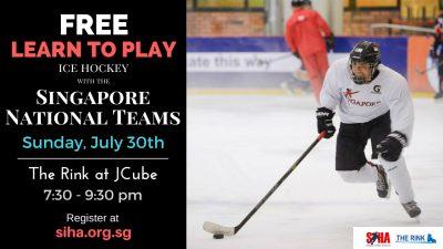 Learn to Play Ice Hockey (FREE)