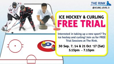 Ice Hockey and Curling FREE Trial