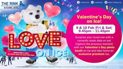 Valentine's Day on Ice