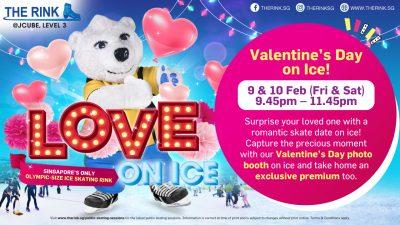 Valentine's Day on Ice