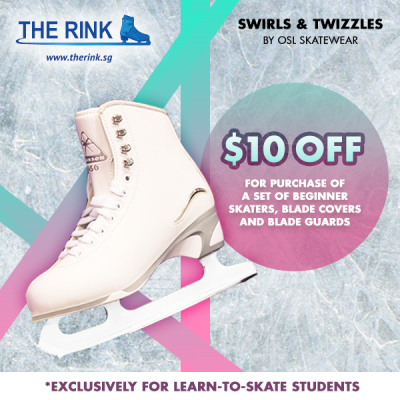 Exclusive Promotion for Learn-to-Skate Students