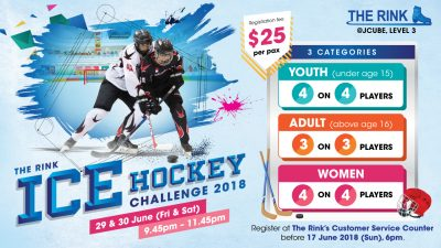 The Rink's Ice Hockey Challenge 2018