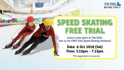 Speed Skating Free Trial