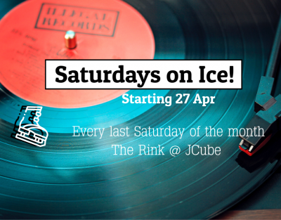 Saturdays on Ice!