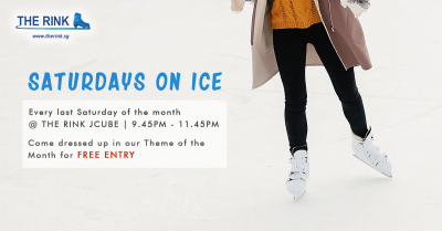 Saturdays on Ice!