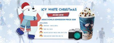 Icy White Christmas 2019